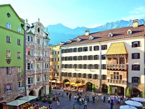 Il tettuccio d'Oro - Innsbruck