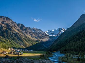 Innersulden - Urlaub für Alpinisten