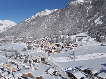 Inverno a Eben am Achensee