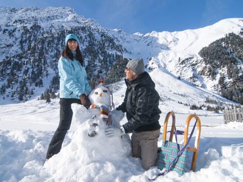 Inverno a Innsbruck