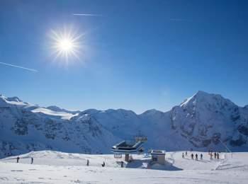 Inverno in Val Venosta