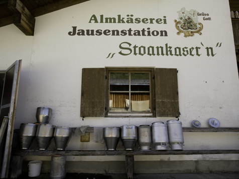 Jausenstation Stoankasern