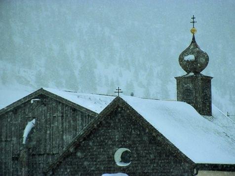 Kapelle bei Galtür