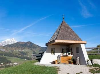 Kapelle in Abtei