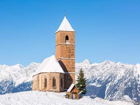 Kathrein-Kirche in Hafling