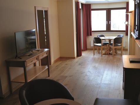 Karwendel Suite II - für 2 Erw. und 1 - 2 Kinder-1