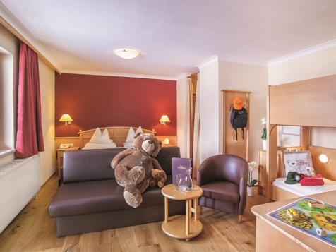 Wohlfühlzimmer - für 2 Erwachsene und 1 - 2 Kinder-2