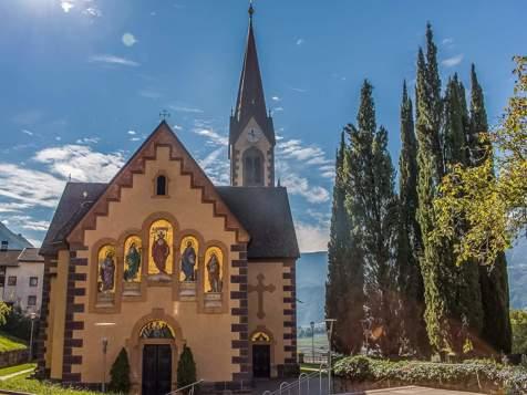 Kirche in Burgstall