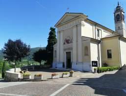 Kirche in Costermano