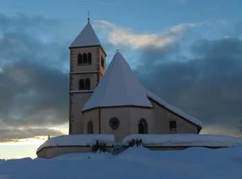 Kirche St. Wolfgang in Radein