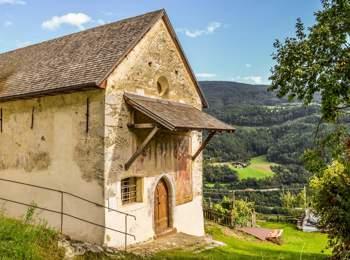 Kirche zum hl. Valentin in Villanders