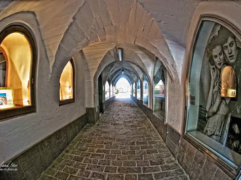 Kitzbüheler Innenstadt