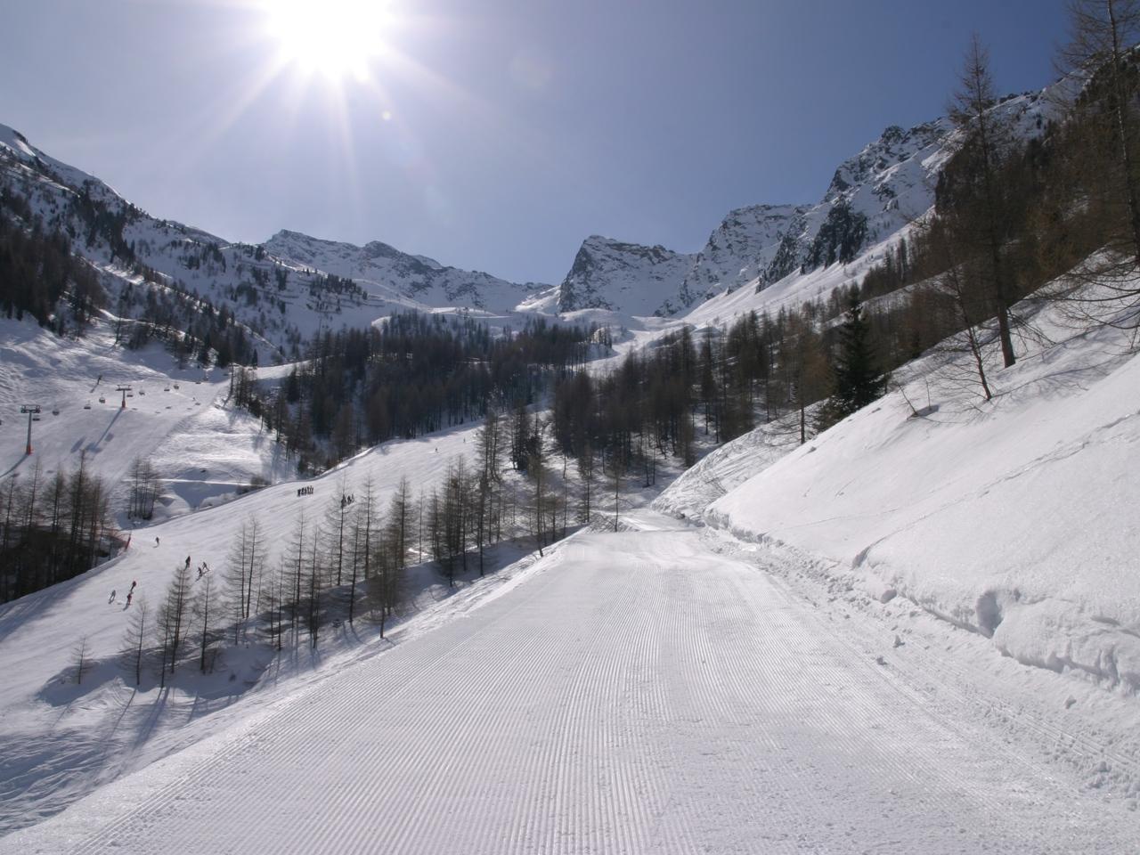 Skiarena klausberg valle aurina webcam