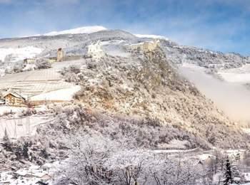 Klausen in winter