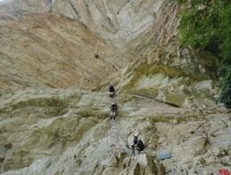 Klettersteig Gerardo Sega