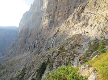 Klettersteig Pisciadu