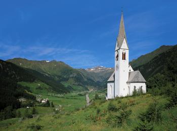 Knappenkapelle St. Magdalena in Ridnaun