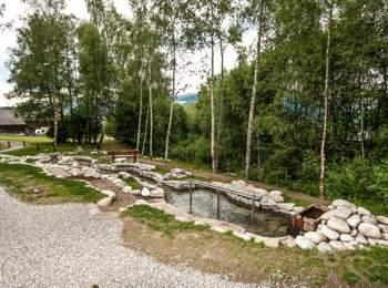 Kneipp path in Reischach