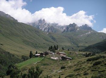 Knutten mountain hut