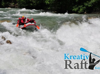 Kreativ Rafting and Kajak