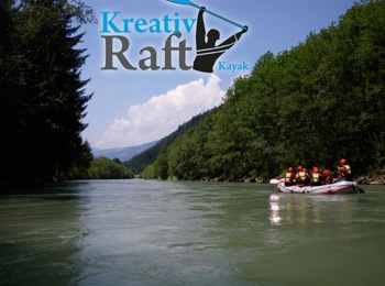 Kreativ Rafting und Kajak