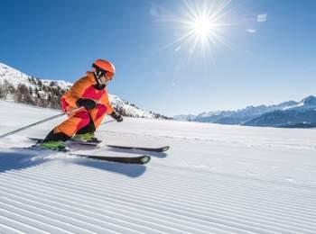 Kronplatz skiing area