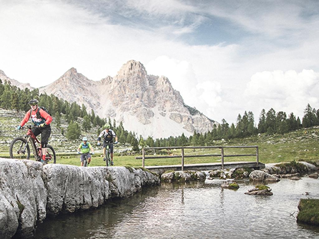 Kurzurlaub für Bike-Fans