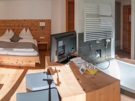 Zirben Relax Zimmer-2