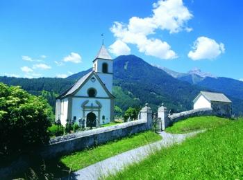La chiesa in Steinach