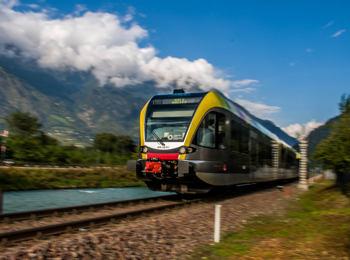 La ferrovia della Val Venosta