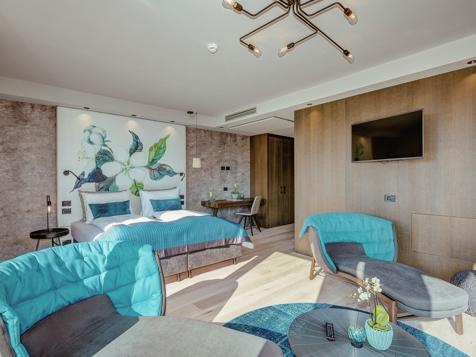 penthouse suite lodge top of meran premium - neu!-1