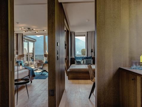 Penthouse Suite Lodge Spa-3
