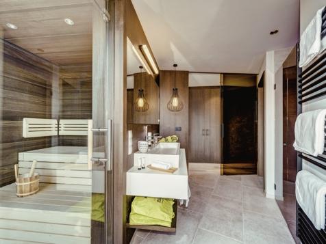 Penthouse Suite Lodge Top of Meran Premium-3