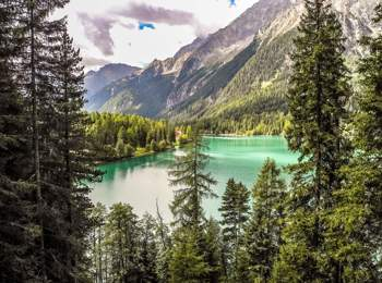 Lake Antholz