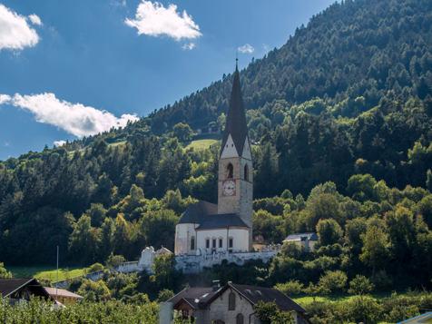 Lichtenberg in Prad am Stilfserjoch/ Prato allo Stelvio