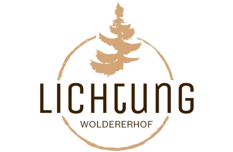 Lichtung Woldererhof Logo