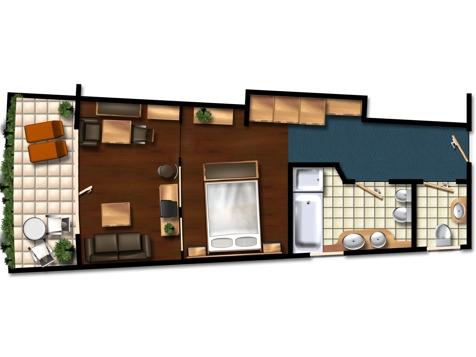 Suite Loggia -3