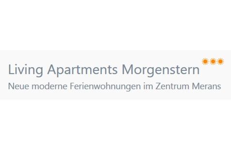 Living Apartments Morgenstern Logo