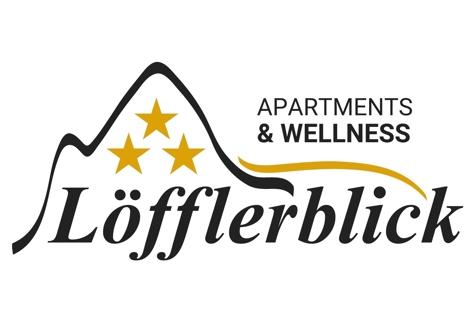 Löfflerblick Apartments & Wellness Logo