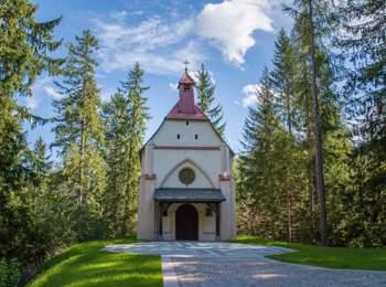 Lourdes chapel in Proveis