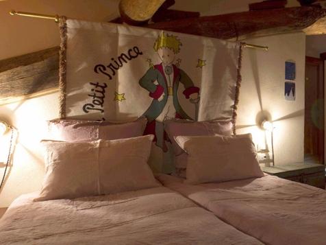 Superior Zimmer Le Petit Prince - Der kleine Prinz-4