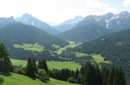 Magic alps in South Tyrol for hikers