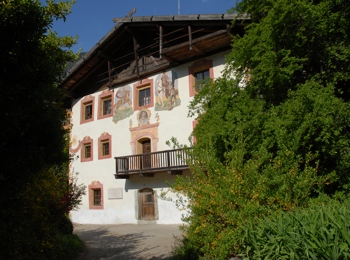 Malerhaus in St. Martin in Passeier