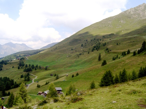 Malghe in Val Casies