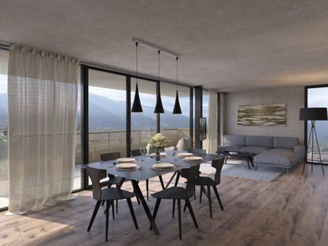 Apartment STEIN mit privater Infrarotsauna-1