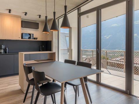 Penthouse GLAS mit 3 Zimmern-1