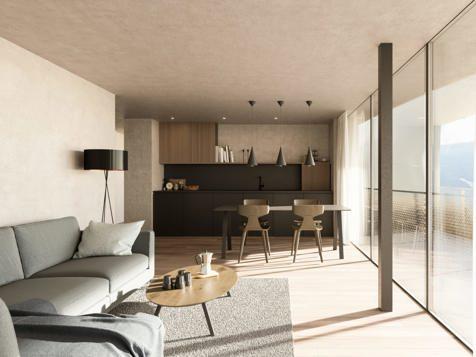 Apartment KALK mit privater Infrarotsauna-3