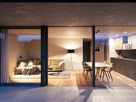 Apartment KALK mit privater Infrarotsauna-4