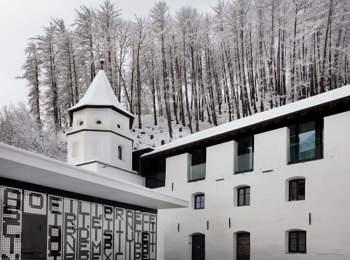 Marienberg Monastery