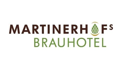 Martinerhof's Brauhotel Logo